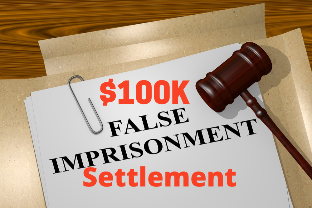 $100k False Imprisonment Settlement Paid By Car Dealership