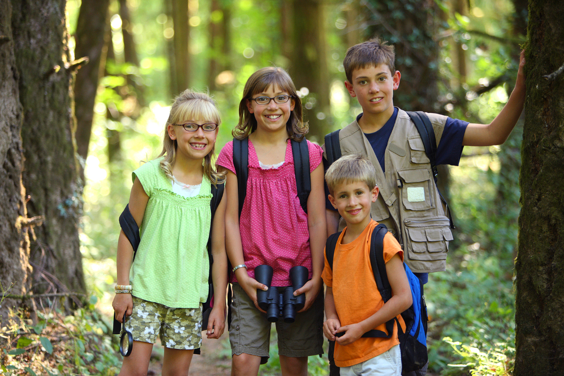 Summer Camp Kids Outdoors - Bed Bugs at Overnight Summer Camps: Child Safety Tips