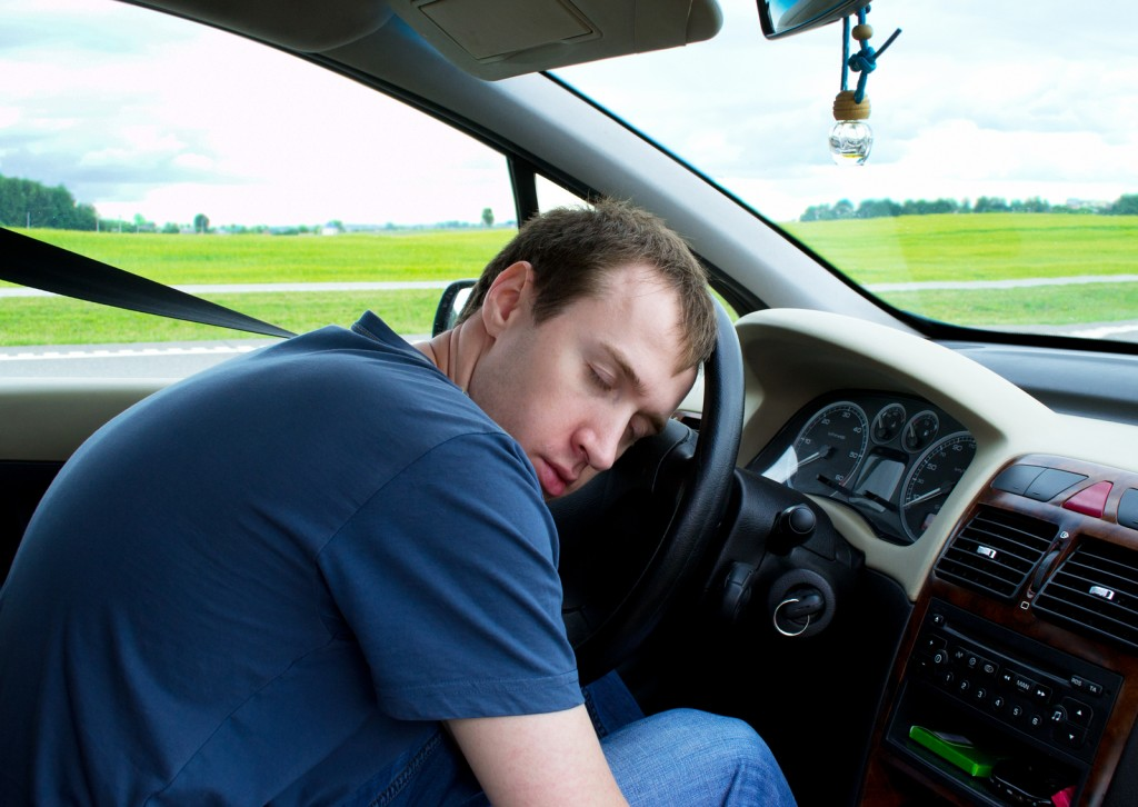 Asleep at the Wheel 1024x726 - How Often Do Truck Drivers Have to Take Breaks?