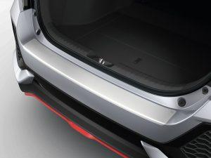 "no rear bumper applique 300x225 - New Car ""Dealer Installed"" Accessories Claims"