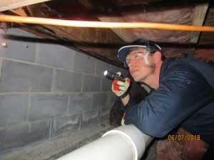DWJ termite inspection 300x225 - The Termite Inspector Missed Termite Damage