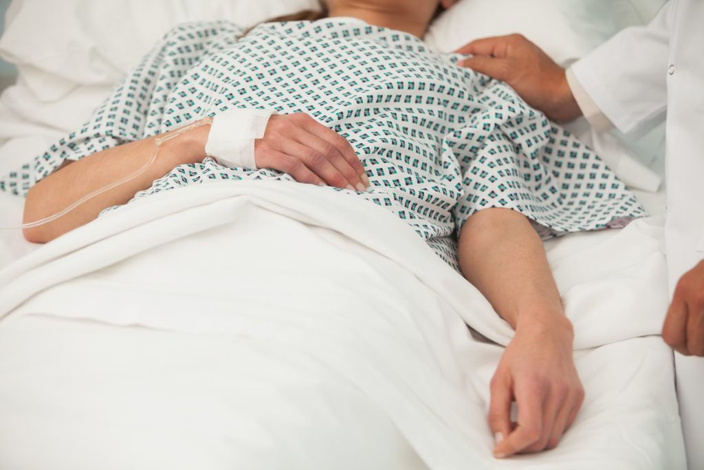 Hospital Bed 1024x683 - Anne Arundel County, MD Bed Bug Lawyer