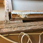 hidden termite damage in house flip