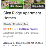 bed bugs at glen ridge apartments by morgan properties