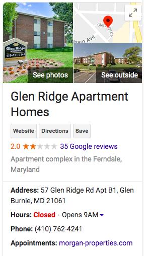 bed bugs at glen ridge apartments by morgan properties