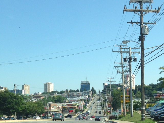 Towson Skyline - Baltimore County, MD Bed Bug Lawyer
