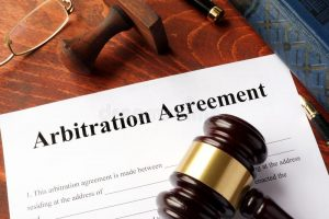 how to do arbitration against car dealerships