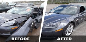 before after salvage title 300x148 - Car Should Not Have Passed Maryland Safety Inspection