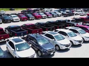 car dealership lot 300x225 - Car Dealership Problems - False Online Price Advertising