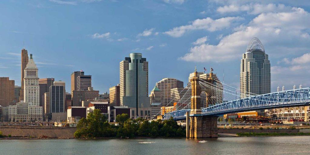 cincinnati skyline 1024x512 - Cincinnati, OH Bed Bug Lawyer