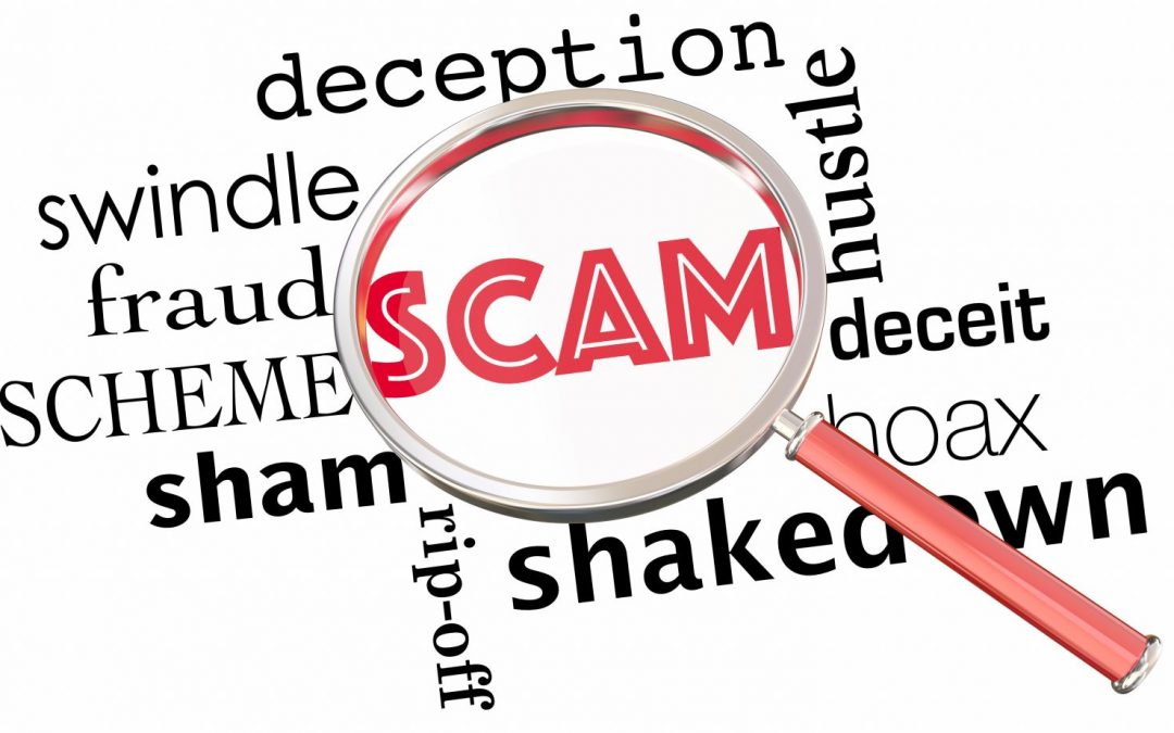 magnifying glass scam  1080x675 - Maryland Consumer Issues Blog - Whitney, LLP