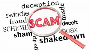 magnifying glass scam  300x173 - Car Dealer Fraud Attorney Serving Fairland, MD